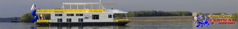 Green River Marina Houseboat Vacations